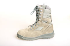 US Army boot Royalty Free Stock Photography