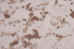 Us army camouflage pattern. Us army desert camouflage pattern Royalty Free Stock Image