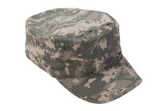 Us army cap Royalty Free Stock Photo