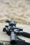 US Army carbine Stock Images