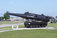 US Army Field Artillery Museum. Royalty Free Stock Photos