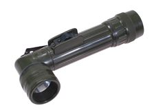 US Army Flash Light Stock Images