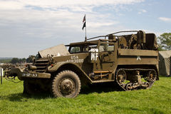 US army half track Royalty Free Stock Photography