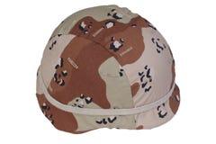 Us army helmet Stock Image
