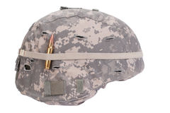 Us army kevlar helmet Stock Photo