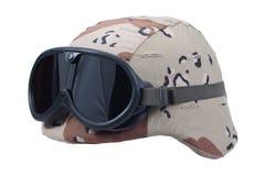 Us army kevlar helmet Royalty Free Stock Images