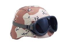 Us army kevlar helmet Royalty Free Stock Photo