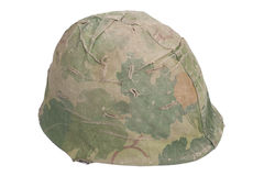 US Army M1 helmet Stock Photos