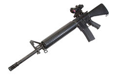 US Army M16 rifle Stock Images