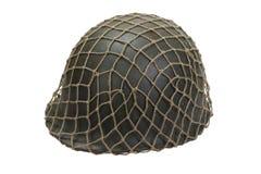 US army military helmet Stock Image