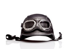 US ARMY motorcycle helmet Stock Images