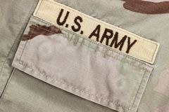 US Army Royalty Free Stock Image
