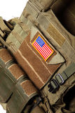 US Army personal body armor. Stock Photography