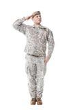 US Army Ranger Royalty Free Stock Photos