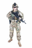 US army ranger Stock Image
