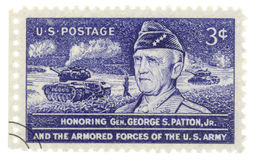 US Army stamp Stock Images