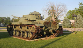 US Army tank Stock Photography