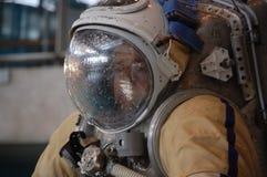 US-Astronaut Michael Barratt nach der Ausbildung Stockbild