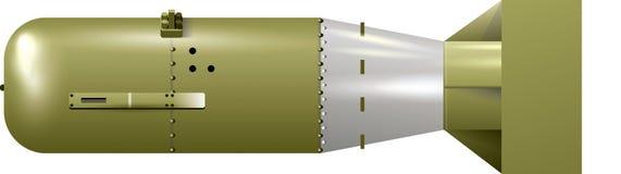 US-Atombombe Little Boy Stockbild