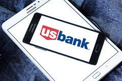Us bank logo Royalty Free Stock Image