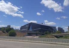 US Bank Stadium in Minneapolis, Minnesota royalty free stock photos