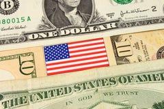US-Bargeld lizenzfreies stockfoto