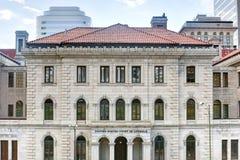 US-Berufungsgericht - Richmond, Virginia lizenzfreie stockbilder