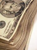 US Bills Royalty Free Stock Photos