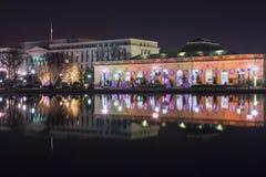 US Botanical Garden Building Washington DC Stock Image