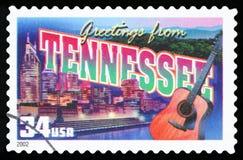 US-Briefmarke lizenzfreie stockfotografie