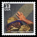 US-Briefmarke lizenzfreies stockfoto