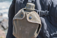 US canteen Stock Images