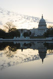 US Capital Building Royalty Free Stock Photos