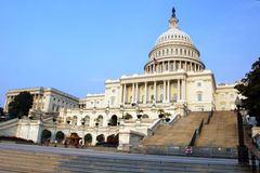 US Capitol – Washington DC Royalty Free Stock Photos