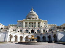 US Capitol. The United States Capitol building in Washington DC Royalty Free Stock Image