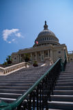 The US Capitol Stock Image