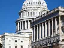 US Capitol. United States Capitol building in Washington DC Stock Photography