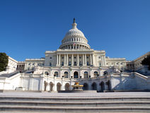 US Capitol. United States Capitol building in Washington DC Stock Photo