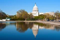 US Capitol. Capitol hill, Washington DC Stock Images