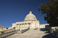 The US Capitol Stock Photo