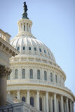 US Capitol. At Washington DC Stock Photo