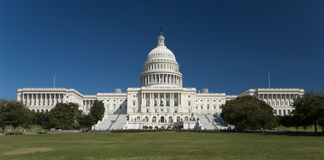 The US Capitol Royalty Free Stock Images