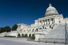 The US Capitol Royalty Free Stock Image
