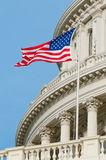 US Capitol. The United States Capitol Building in Washington, DC Stock Photography
