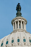 US Capitol. The United States Capitol Building in Washington, DC Royalty Free Stock Photos