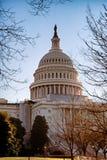 US Capitol building Stock Photos