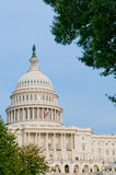 US Capitol Building. The United States Capitol Building in Washington, DC Royalty Free Stock Photos