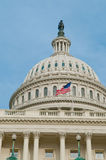 US Capitol Building. The United States Capitol Building in Washington, DC Royalty Free Stock Photo