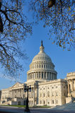 US Capitol building in Autumn, Washington DC, USA Stock Photo