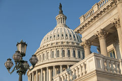 US Capitol Building Stock Photography
